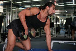 Sviluppo muscolare maschile